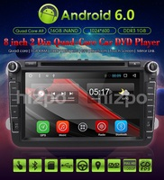 Car DVD Player android system for Volkswagen VW Jetta/Golf/Passat/Polo/Tiguan/Skoda/Fabia/Seat with DAB SWC GPS DVR RDS OBD DVBT