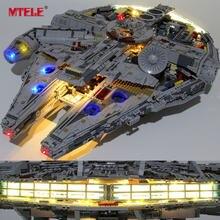 Mtele бренд светодиодный светильник комплект для 75192 с изображением