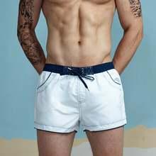 Шорты aimpact мужские пляжные пикантные Бермуды с подкладкой