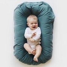 Cama nido portátil para bebé, cuna plegable para recién nacidos, cuna de dormir para guardería, cuna de bebé