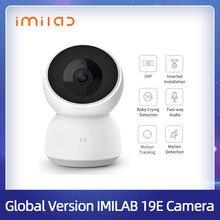 IMILAB Mijia – caméra de Surveillance IP WiFi HD 1080P (19E), dispositif de sécurité pour bébé, babyphone vidéo, avec codec H.265, compatible avec l'application Mi Home, Version internationale