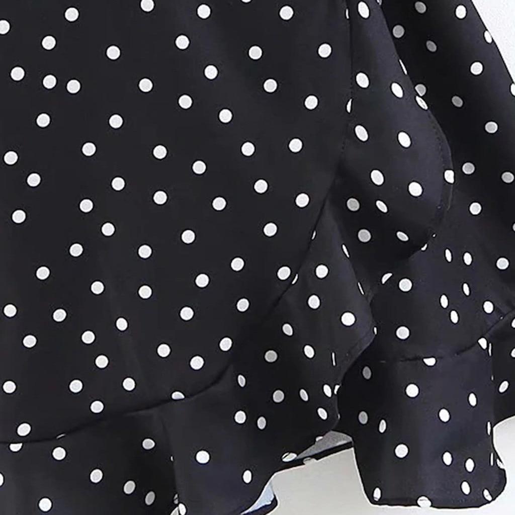 vestido de mujer Women Summer Boho Casual Sleeveless Ruffle Hem Wrap Cami Dress femme robe