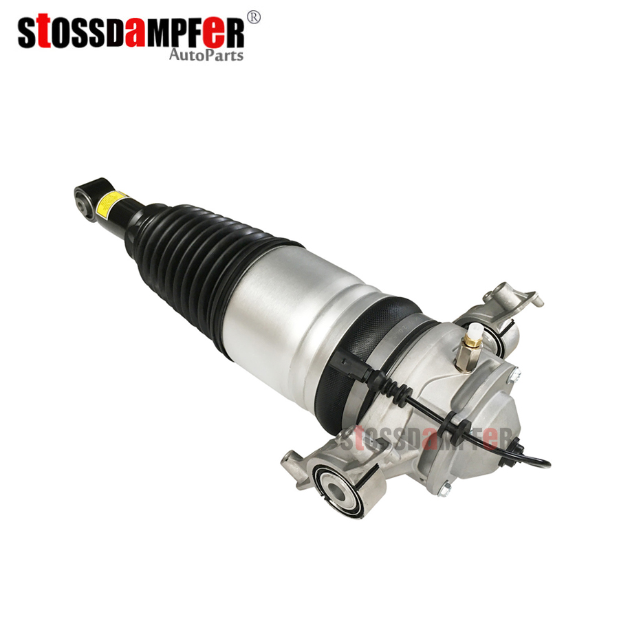 StOSSDaMPFeR New 2011-2013 Right Air Ride Air Strut Rear Suspension Air Spring Fit Audi Q7 VWTouareg Cayenne 958 7P6616020K