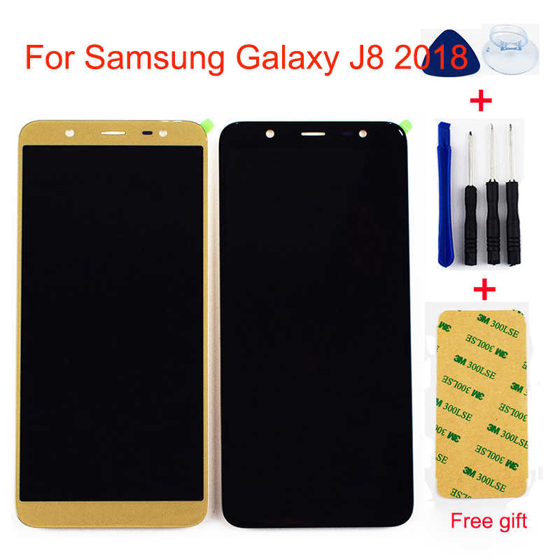 For Samsung Galaxy J8 2018 LCD Screen J810 J810F /DS J810G /DS J810Y /DS J800 LCD Display Touch Screen Digitizer Assembly