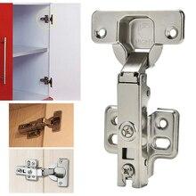 1 x Door Lock Hydraulic Hinge Soft Close Full Overlay Kitchen Cabinet