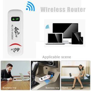 Image 3 - 4 جرام/3 جرام المحمولة 100Mbps USB موزع إنترنت واي فاي مكرر إشارة لاسلكية موسع الداعم دعم متعدد الفرقة FDD LTE B1 B3 B7 B8 B20