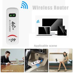 Image 3 - 4G/3G Portable 100Mbps USB Wifi Router Repeater Wireless Signal Extender Booster Supporting Multi Band FDD LTE B1 B3 B7 B8 B20