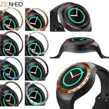Новые часы защитный круг чехол Безель кольцо циферблат для samsung