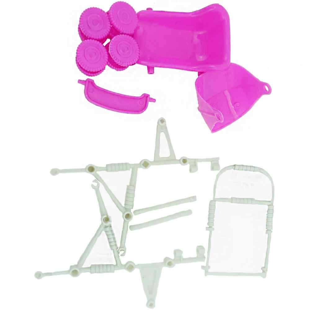 Kelly Doll Stroller Trolley Nursery Furniture Toy GirNWUS