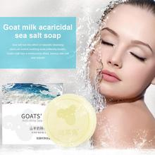 Sea Salt Soap Oil Control Face Washing Cream Cleansing Oil Soap for Dry Natural Oily Skin