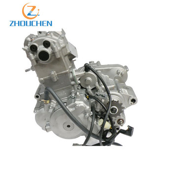 Off-road motorcycle modification accessories off-road vehicle ATV motorcycle NC250 engine carburetor status