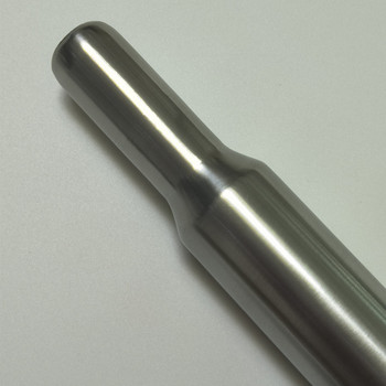 Folding bike ultra light seatpost titanium 31.8*545mm for brompton bike thickening titanium rod