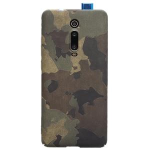 Image 2 - Camuflagem retrô caso escudo rígido de plástico para xiaomi mi 9 mi9 se, mi8 mix3 mi10pro k20 pro 9t pro