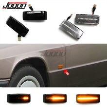 2 pièces Dynamique LED Feu De Position Latéral Clignotant Séquentiel Lampe Pour Mercedes-benz W201 190 W202 W124 W140 R129 SL-CLASS