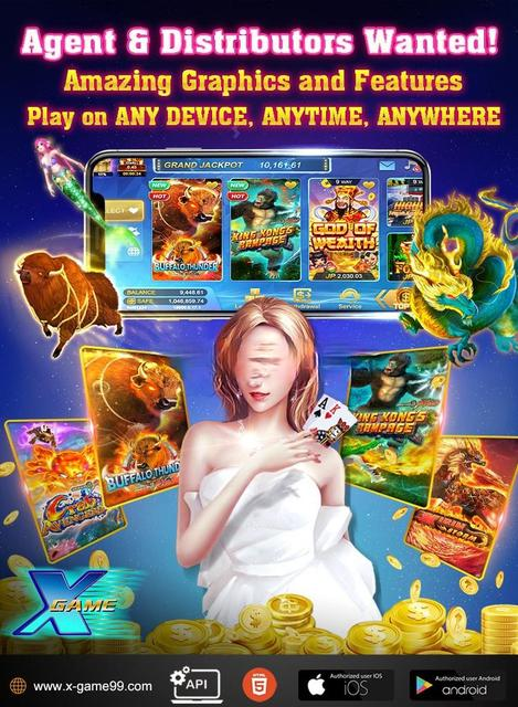 2021 Credit Operation Online Casino Game High Profit Earn Money 6