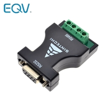 RS 232 RS232 to RS 485 RS485 อินเทอร์เฟซ Serial Adapter Converter ใหม่