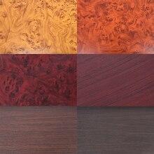 PVC Wood Grain Car Stickers Auto Interior Decoration Furniture Door Vinyl Film Car-Styling 2 Sizes