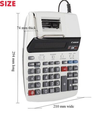 de teste papel display lcd calculadora