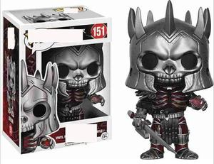 Funko Pop Original The Witcher Eredin Ciri Geralt From Software3 PVC Collection Toy Red knight Gaming Peripherals Figure Toys