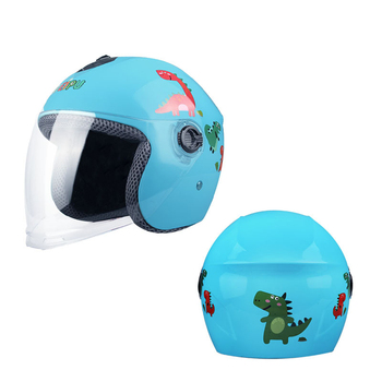 JIEKAI Motorcycle Helmet Open Face Helmets Motocicleta Cascos Para Motorbike Scooter Riding Safety Helmet Cascos Para Moto 9