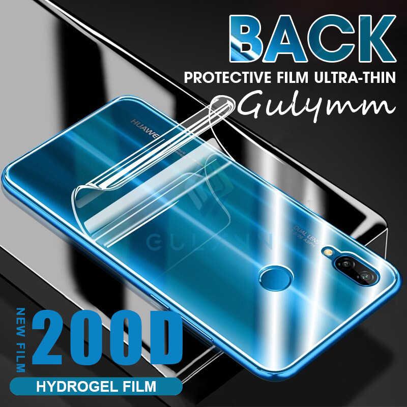 200D HD غطاء كامل هيدروجيل فيلم لهواوي P30 P20 الشرف 20 10 9X لايت واقي للشاشة ل Mate 30 20 برو P الذكية Z عودة فيلم