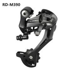 цена на RD-M390 Rear Derailleur 3*9S 27S MTB Mountain Bike Bicycle Derailleur M390 Mountain Bike