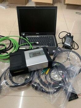 2020 Новое поступление MB SD C5 MB Star C5 SD Подключение компактный 5 диагностический инструмент + ssd программное обеспечение V2020.6 с d630 ноутбук (4g ram)