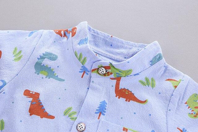 Dino Baby Boy Set 4