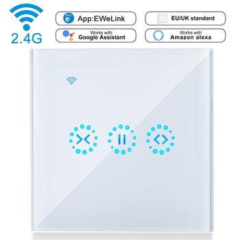 Teekar, obturation électrique intelligente en WiFi à la maison,