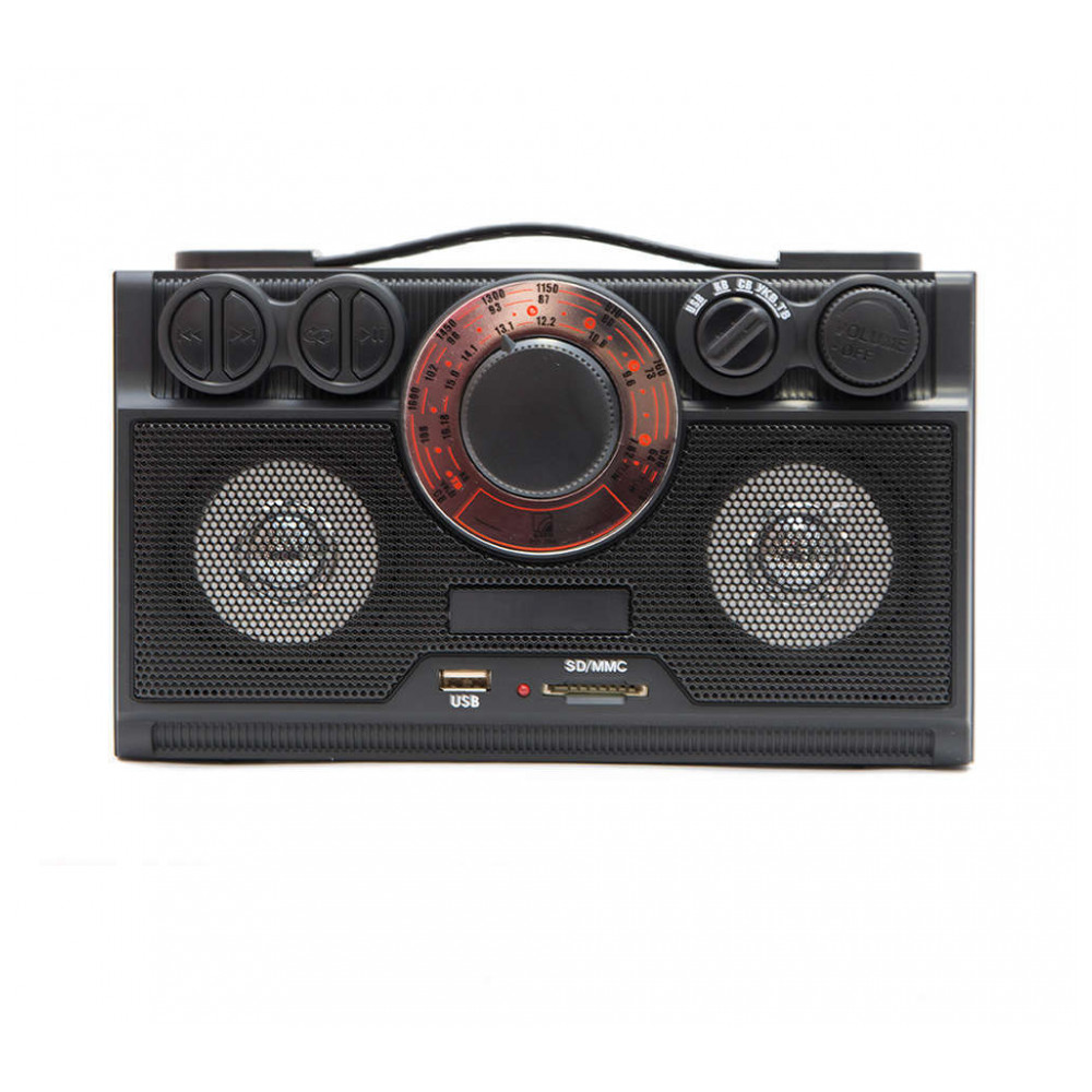 Consumer Electronics Portable Audio & Video Radio Siger 989713