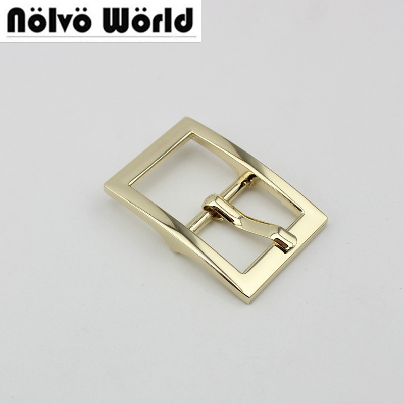 4Colors 20mm Adjusted Fashion Belt Pin Buckle,durable Belt Buckle For DIY Dog Collars Bags Purse Accessories