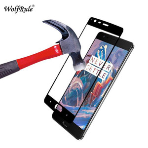 Image 2 - 2pcs For OnePlus 3T Screen Protector Glass Tempered Glass sFor Oneplus 3T 2.5D Full Coverage Anti Brust Glass Oneplus 3/3t Film