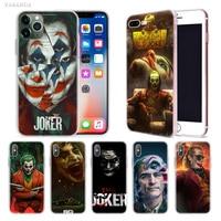 case iphone 5 Joker Movie Joaquin Case for Apple iphone 11 Pro X XS Max XR 7 8 6 6S Plus + 5 S SE 5C Silicone Carcasa Phone Coque Cover (1)