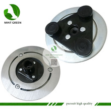 Auto car AC Compressor  Magnetic Electromagnetic  Clutch Pulley Hub Plate for Ford Focus 2 1.4 1.6 for Volvo C30 S40 V50 1.6 2.0 crank pulley holding tool for volvo ford 1 8 2 0 2 3 16v