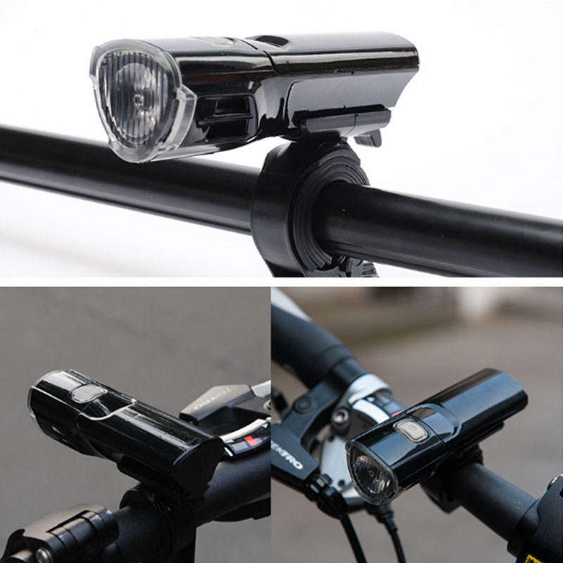 Professional 3W <font><b>Bicycle</b></font> <font><b>Light</b></font> <font><b>Bike</b></font> Front <font><b>Light</b></font> USB Rechargeable <font><b>Cycling</b></font> Flashlight <font><b>Lamp</b></font> Waterproof LED <font><b>Torch</b></font> <font><b>Headlight</b></font> TSLM image
