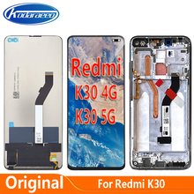 Original Screen For Xiaomi Redmi K30 4G 5G M1912G7BE M1912G7BC LCD Display Touch Digitizer Screen Assembly