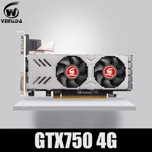 Graphics-Card GDDR5 Nvidia 5012mhz Gtx-750 Veineda 128bit 4GB for Stronger Than R7 350