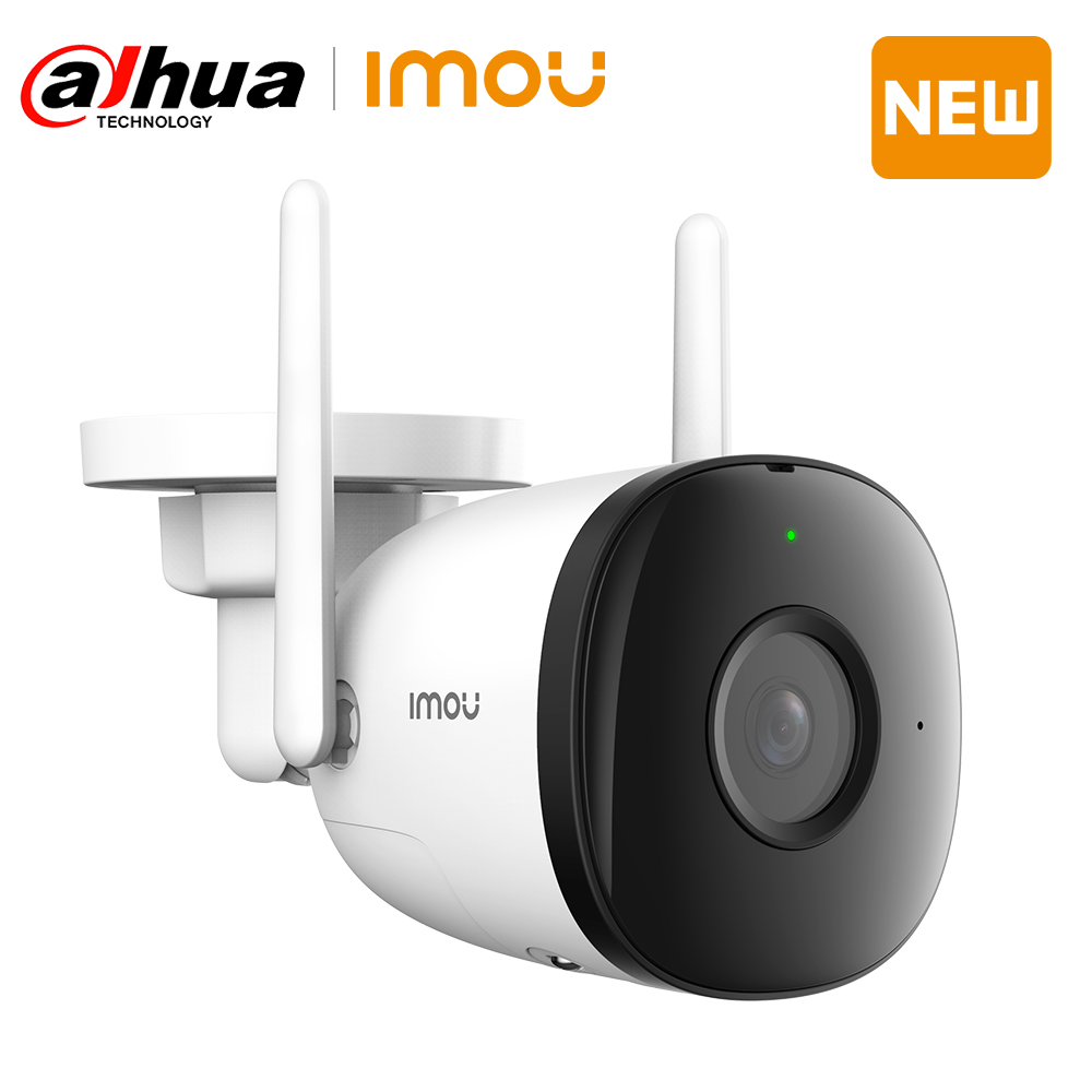Dahua outdoor Security camera wifi camera built-in Mic H.265 With AI Human Detection 30m Night vision Video surveillance