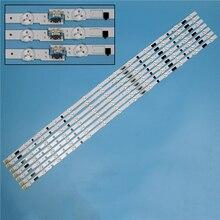 832mm 14 parça/takım LED dizi çubukları Samsung UE40F6650AB UE40F6540AB 40 inç TV arka ışık LED şerit ışık matris lambaları bantları