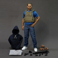 1/6 scale Action figure set ace toyz Paul Walker Mr Vin Walker Figure Model 12''Movable Doll Collection toy for fan gift