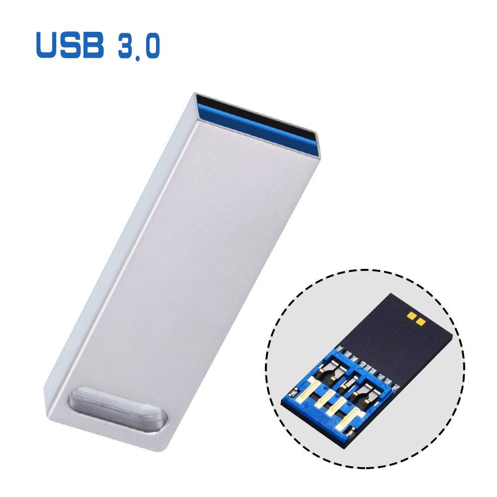 DIY логотип (10 шт. бесплатный логотип) USB 3,0 64 ГБ флеш-накопитель 128 ГБ высокоскоростной Флешка 32 Гб Usb 3,0 флеш-накопитель Usb 16 ГБ 8 ГБ подарок