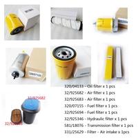 FOR JCB PARTS 3CX    FILTER SERVICE KIT DIESELMAX ENGINE|Fuel Filters| |  -