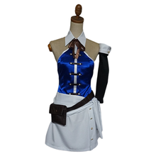 New Fairy Tail Lucy Heartfilia manga Cosplay Costume Tailor made new fairy tail erza scarlet women cosplay costume any size tailor made free shipping in stock