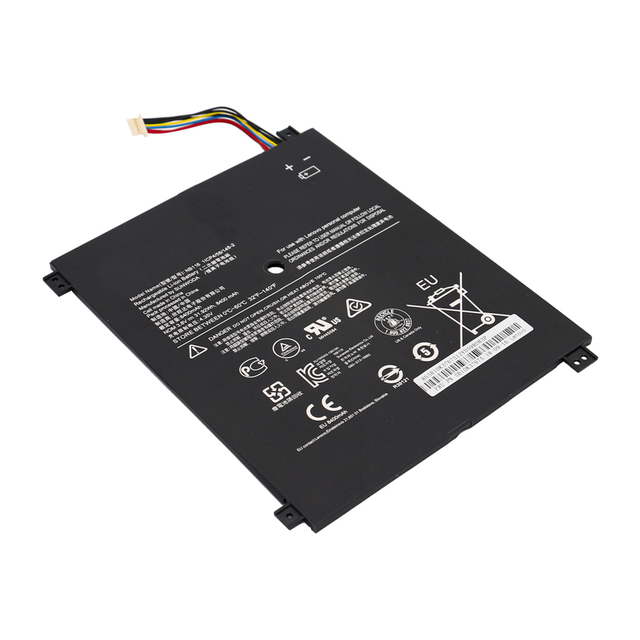 New Laptop Battery NB116 For Lenovo Ideapad 100S 100S-11IBY 100S-80R2 5B10K37675 0813001 Notebook Batteries 3.8V  8400mAh SHUOZB