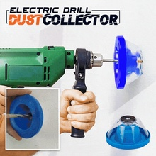 Cover Drill Dust-Collector Ash-Bowl Electric-Must-Have-Accessory-Drill Household-Tools