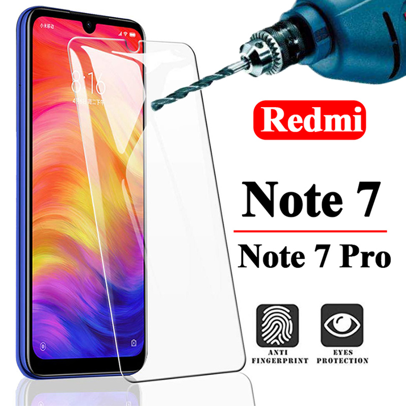 2PCS HD <font><b>Tempered</b></font> <font><b>Glass</b></font> For <font><b>Xiaomi</b></font> <font><b>Redmi</b></font> 5 Plus 6 Pro 7 Toughed Transparent Protective Front Film For <font><b>Redmi</b></font> S2 K20 Pro 7A Note 7S image
