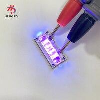 40W COB LED UV Module for Ultraviolet gel ink curing lights 3D photosensitive resin printer cure 365nm 395nm UV Lamp beads