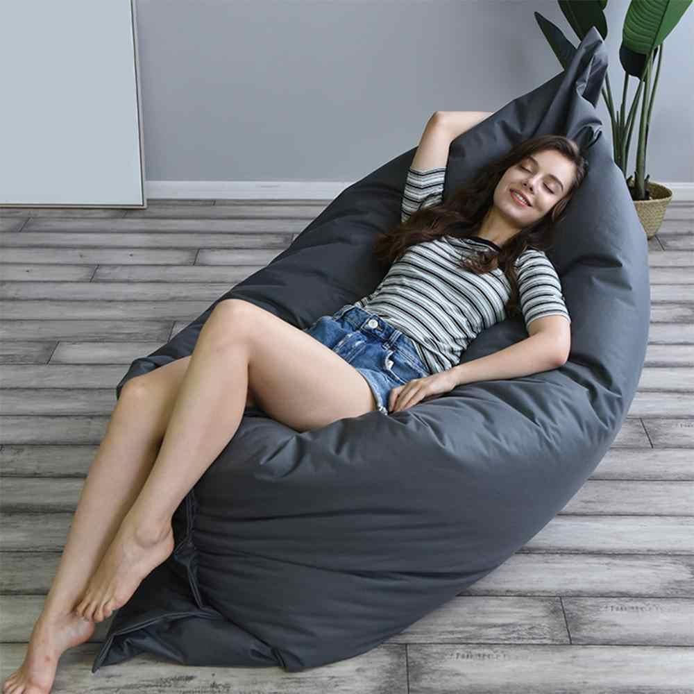 K-STAR прямоугольный мешок, двойной диван-стул, шезлонг, софа, кровать, татами, уличная мебель для гостиной 2020