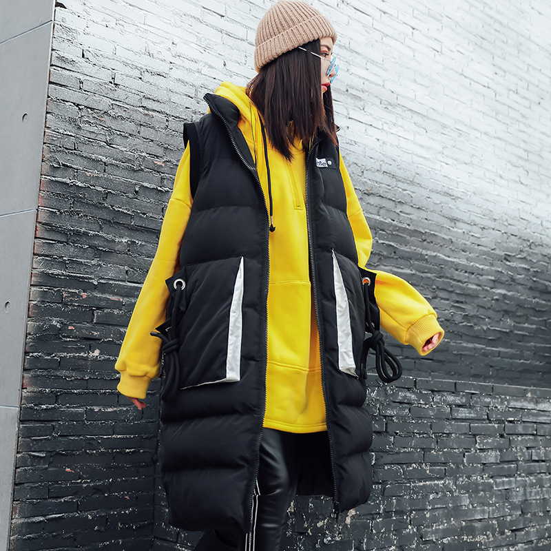 Image 4 - Max LuLu 2019 Fashion Korean Style Ladies Winter Snow Clothes 