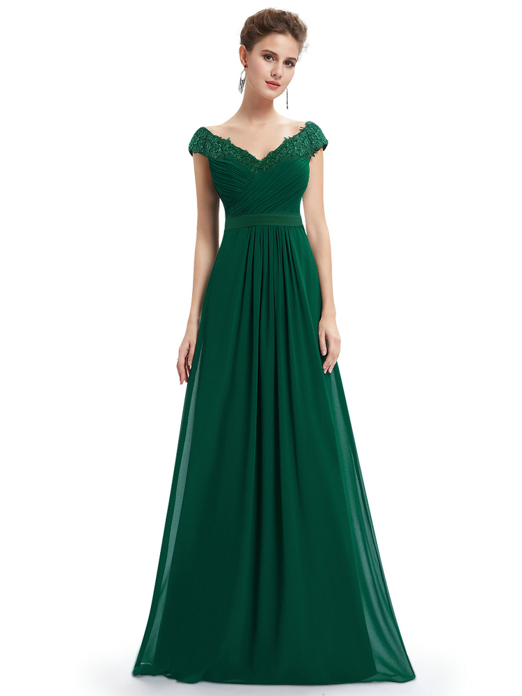 Party-Gowns Evening-Dresses A-Line Wedding Chiffon Elegant Long Plus-Size Women's Sleeveless